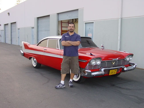 1957 Plymouth Fury Christine for Sale