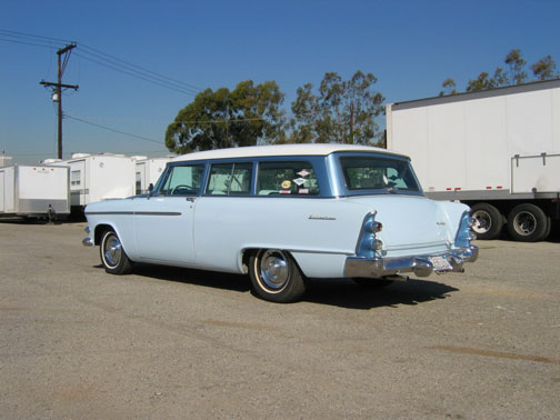 1955 Plymouth Station Wagon