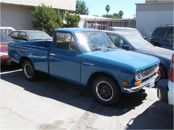 1974 Datsun Pick Up for Sale http://www.specialtycarlocators.com/PictureCarVendorRentals.htm